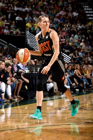 acad75f7ed65 WNBA All-Star Quigley Never Gave Up the Dream - DePaul University Athletics