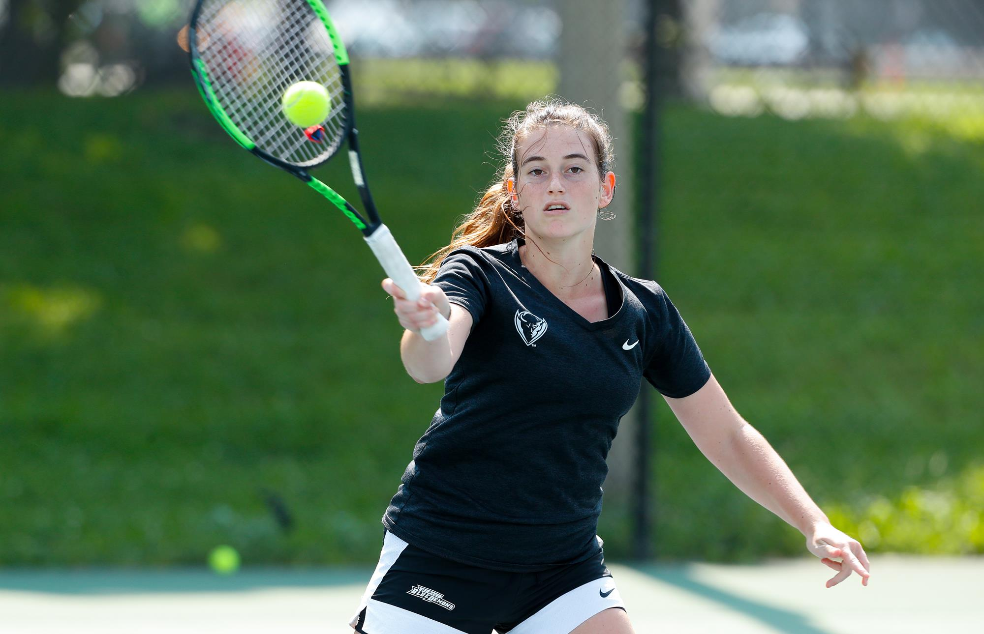 Avgeri Goes Undefeated at WMU Fall Invite