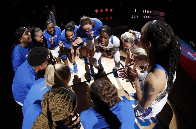 No. 12/12 DePaul Goes For Sixth Win in a Row - DePaul University Athletics