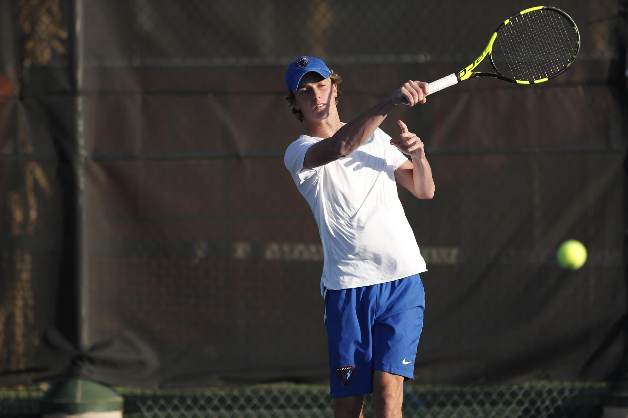 Blue Demons Finish Up at ITA Midwest Regional Championship