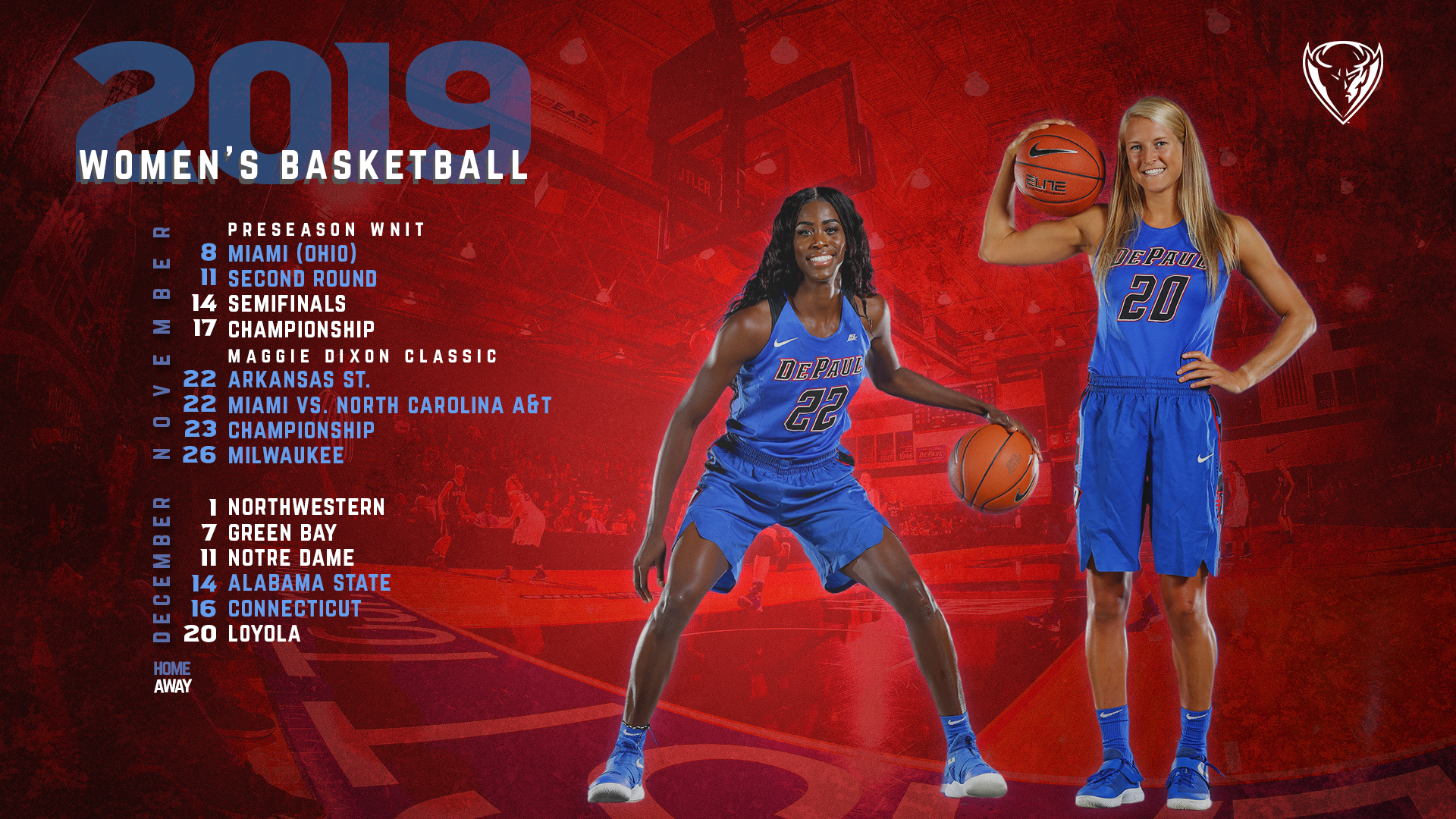 Women's Basketball Unveils 2019-20 Nonconference Schedule